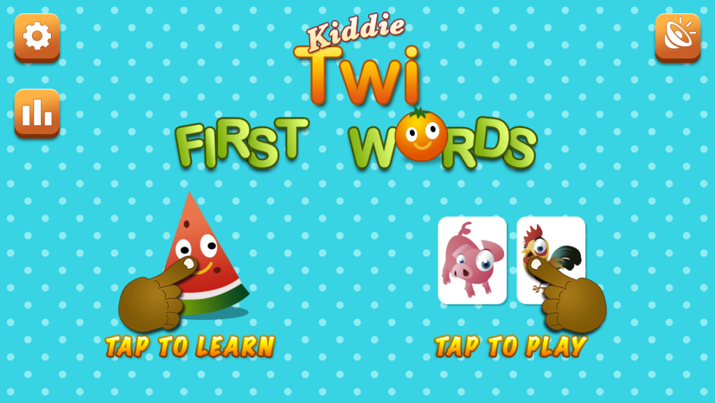 Kiddie Twi First Words